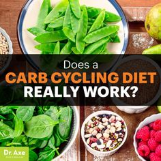 Carb cycling diet - Dr. Axe