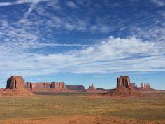 Monument Valley road trip ouest américain