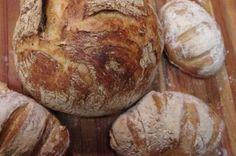 easy homemade bread.