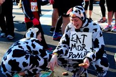 Fun runs for food lovers. Some of these are awesome!