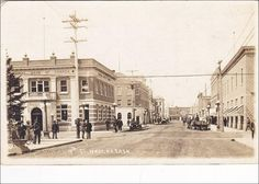 RP: 10th Street , WEst , PRINCE ALBERT , Saskatchewan , Canada , PU-1918 Item# SCVIEW242946 (209561481)