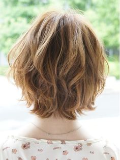 Hair Beauty - of the latest popular hairstyles you will like – Page 8 – Hairstyle shorthair Haircuts For Wavy Hair, Short Bob Hairstyles, Hairstyles Haircuts, Popular Hairstyles, Casual Hairstyles, Pixie Haircuts, Latest Hairstyles, Weave Hairstyles, Short Choppy Hair