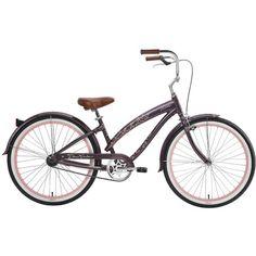 Cherry Blossom Cruiser Bicycle // feminine #productdesign #industrialdesign