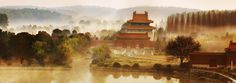 Beauty of old China look.  www.pandoraflora.com