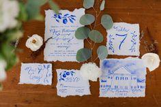 wedding-scrap-book:  Featured by Southern Weddings (Jennefer Wilson) The MilestoneKrum, Texas