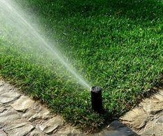 Installing an underground sprinkler system in your lawn and garden is only the first step in proper irrigation. Landscaping Supplies, Landscaping Company, Landscaping Tips, Landscape Services, Landscape Plans, Landscape Design, Garden Irrigation System, Lawn Irrigation, Irrigation Systems