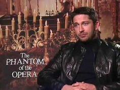 Gerard Butler: The Phantom of the OperaInterview