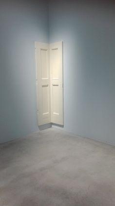 Robert Gober - Corner Door and Doorframe