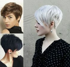 Pixie Haircuts for Valentines Day 2020 Vibrant Layered Pixie Haircuts 2017 Of 99 Wonderful Pixie Haircuts for Valentines Day 2020 Chic Short Hair, Short Hair Trends, Short Sassy Hair, Short Hair With Layers, Short Hair Cuts For Women, Short Hair Styles, Short Cuts, Layered Bob Haircuts, Short Pixie Haircuts