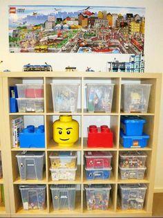 40  Awesome Lego Storage Ideas