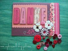 Card - Danke