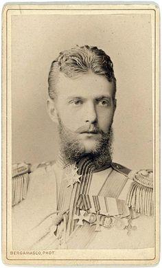 Grand-duc Serge Alexandrovitch de Russie (1857-1905)