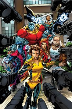As the Guardians, the Avengers, and the X-Men all get embroiled in SECRET EMPIRE.