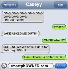 Page 28 - Relationships - Autocorrect Fails and Funny Text Messages - SmartphOWNED