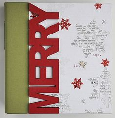 Teresa Collins December Daily And Design On Pinterest