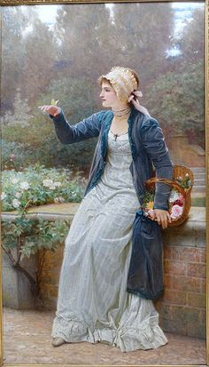 File:Ephemeral joy by Charles Edward Perugini, undated, oil on canvas - Matsuoka Museum of Art - Tokyo, Japan - DSC07389.JPG