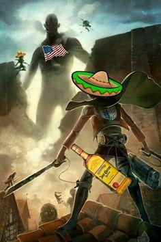 Mexican Hero.