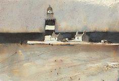 John-Knapp-Fisher, Lighthouse