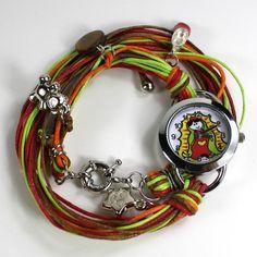 Bonitos y originales relojes pulsera.