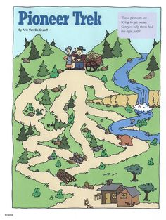 Primary 5 Manual   Lesson 16   The Saints Gather to Kirtland, Ohio     Journal Page:     Handout from the lesson - trees and roots - can be...