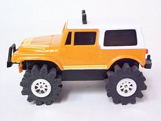 Vintage 1981 Ljn Toys Rough Riders Stomper 4x4 Red Semi Truck Works Great In Many Styles