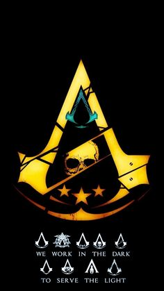 Tatouage Assassins Creed, Assassins Creed Tattoo, Assassins Creed Quotes, Assassins Creed Funny, Assassins Creed Cosplay, Assassins Creed Black Flag, Assassins Creed Odyssey, Assasing Creed, All Assassin's Creed