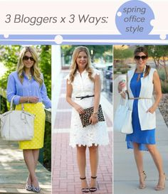 Because Shanna Said So...: Spring Office Style + $100 Giveaway