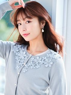 Japanese Beauty, Long Sleeve, Womens Fashion, Cute, Outfits, Beautiful, Tops, Style, Board