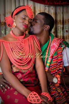 Loving Life After COZA! Ese Walter & Benny Ark's Traditional Wedding in Warri nigerian wedding, black love