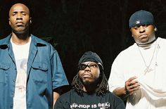 GETO BOYS Live at The New Parish Friday June 26th