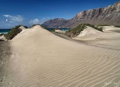 Dunas de Famara, Lanzarote Country Roads, Beach, Water, Outdoor, Dune, Scenery, Places, Photos, Lanzarote