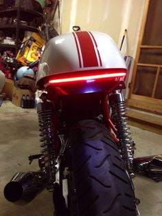 led light cafe racer - Cerca con Google