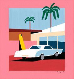 Art Pop, Painting Inspiration, Art Inspo, Poster Photo, Art Watercolor, Guache, Surf Art, Graphic, Diy Art