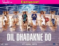 Here is what Priyanka Chopra, Anushka Sharma and Ranveer Singh's Dil Dhadakne Do trailer will look like! #AnushkaSharma    #RanveerSingh
