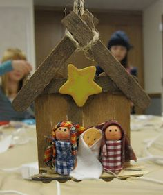 LDS Activity Day Ideas: Christmas Crafts