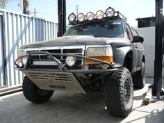 1990 Ford Bronco Baja PreRunner - Pirate4x4.Com : 4x4 and Off-Road Forum
