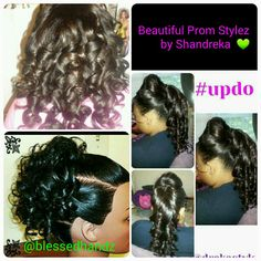 #promstyles #updo