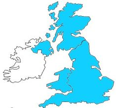 What is the difference between  UK, Britain, Great Britain (GB) and the British Isles?