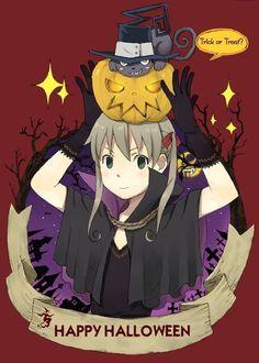 Soul Eater, Maka and Blair