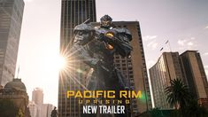 PACIFIC RIM UPRISING starring John Boyega, Scott Eastwood, Jing Tian & Charlie Day | Official Trailer #2 | In theaters March 23, 2018