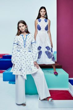 Tanya Taylor - Spring 2017 Ready-to-Wear