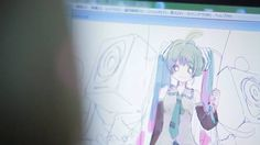 Hatsune Miku's Fans All over the WORLD Great Commercial :D