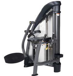 STATUS SERIE S-955 Glute - Borst kussen instelbaar - Extra grote voetplaat is voorzien van anti slip - Extra tussen-gewichten 2x 1.5 Kg instelbaar