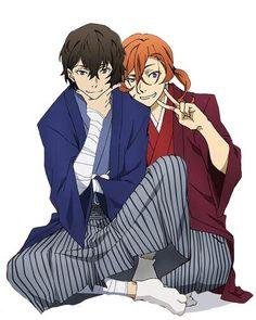 ❤ Dazai & Chuuya ❤