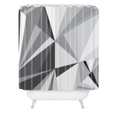 Three Of The Possessed Munich Shower Curtain | DENY Designs Home Accessories
