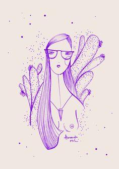 Cactolândia - Amanda Mol | Loja