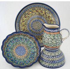Timeless Kitchenware: Polish Pottery | Apartments i Like blog