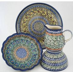Timeless Kitchenware: Polish Pottery | Apartments i Like blog