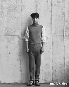 Lee Je Hoon - July issue of Marie Claire Tomorrow With You, Lee Je Hoon, Marie Claire, Korean Actors, Photoshoot, Guys, Celebrities, People, Magazines