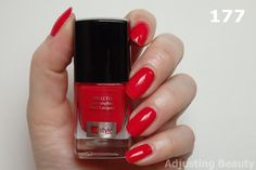 Review of ItStyle Nail Polish Red Passion - 177 Passion 5
